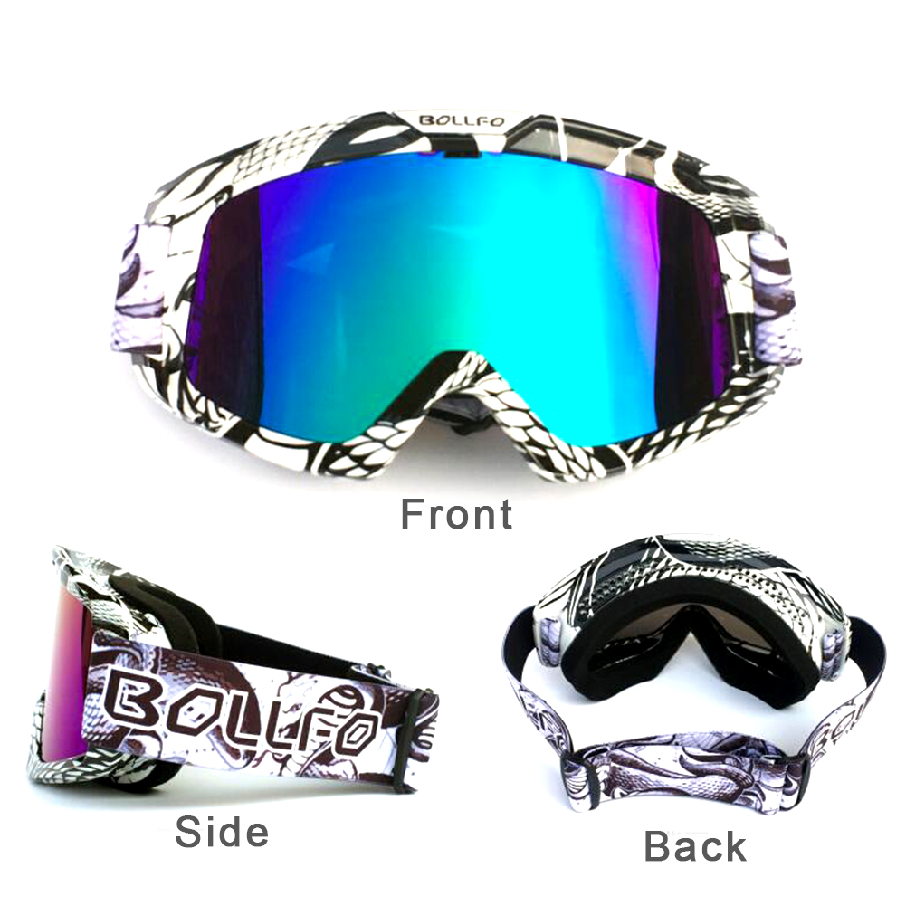 de neve dos homens mulheres snowboard óculos GOG-201 pro