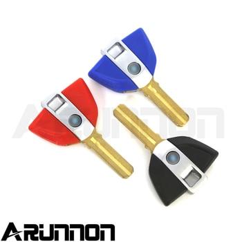 For BMW F800R K1300GT K1200R R1200RT K1300R Motorcycle Accessories Motor Parts Embryo Blank Key