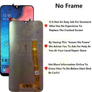 Image 3 - Dành Cho Samsung Galaxy SAMSUNG Galaxy A20e A202 A202F A202DS Màn Hình Bộ Số Hóa Cảm Ứng A202 A202F/DS Cho Samsung A20e Màn Hình LCD có Khung
