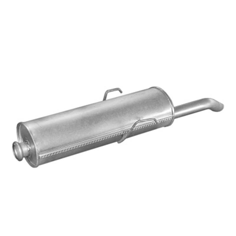 BOSAL 190-787 Exhaust Muffler for Peugeot 405 I/II (15B/15E, 4B/4E) 1.4/1.6/1.8/1.9D (rear), 860mm. 50196 сумка wittchen 87 4e 405 87 4e 405 1 черный