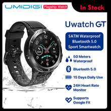 UMIDIGI Uwatch GT Smart Watch 5ATM Waterproof All-Day Heart