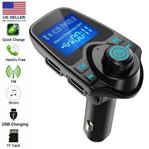 Car Mp3 Audio Player Wireless