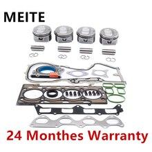 Juego de reparación de juntas de pistón y motor, para Audi A1, VW, Golf, Jetta, MK5, Tiguan, Passat, 1.4TSI, 03C198151M, 036109675A, 03C109287G