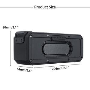 Image 5 - 40W TWS di Interconnessione di Inserimento della Carta Altoparlante Senza Fili di Bluetooth Funzione di Chiamata Impermeabile Portatile Allaperto Surround Sound Mini