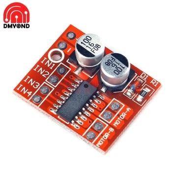 1.5A MX1508 Dual DC 3.3V Motor L298N Drive Board Module Stepper Reversing PWM Speed Mini L298N PWM Motor Speed Control Board