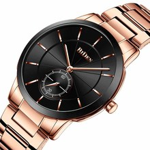 Top Brand Luxury Ultra Thin Casual Waterproof Sport Watch Mens Sports Watches Quartz Full Steel Men Watch Relogio Masculino top luxury brand julius men watches ultra thin full genuine leather clock waterproof casual sport watch men quartz watch relogio