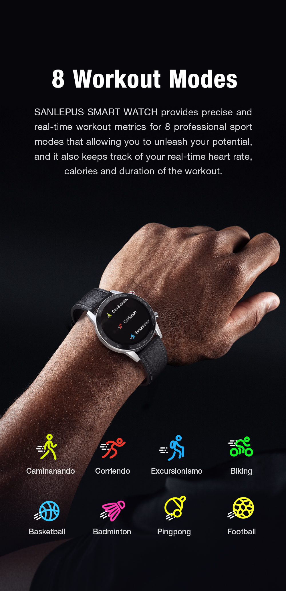 Hfa1022f200bb4f6ea7c99358764ab5cb6 2021 SANLEPUS ECG Smart Watch Dial Call Smartwatch Men Sport Fitness Bracelet Clock Watches For Android Apple Xiaomi
