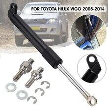 Запасные аксессуары, металлический автомобильный вспомогательный задний для TOYOTA HILUX VIGO 2005-, комплект гидравлических штанг