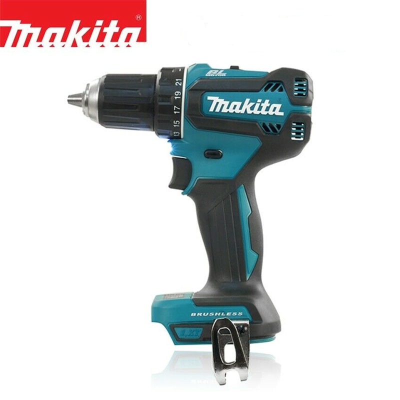 MAKITA DDF485Z DDF485 DDF485SFJ 18V LXT BRUSHLESS 2-SPEED DRILL DRIVER BODY ONLY