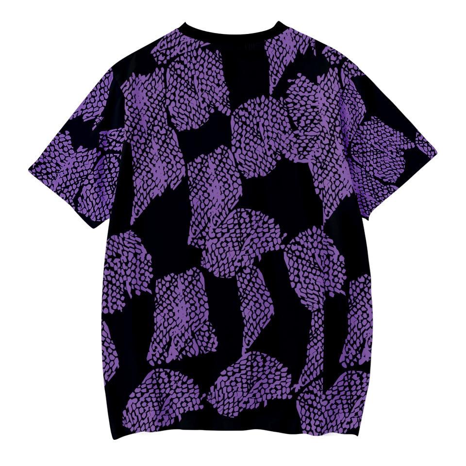 Hfa1111ff2df4416d823a084276e5fd32H Kids Boys Devils killer T-shirts 3d Print Cosplay Japanese Ghost blade Children Summer Short Sleeve Tshirts Demon Slayer Clothes