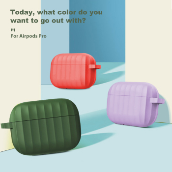 Anti-drop Silicone Case for AirPods Pro 3