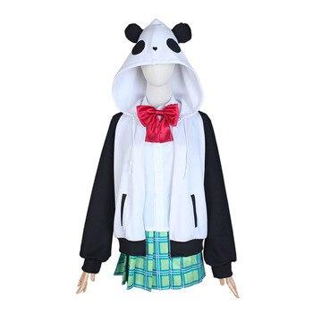 NIJISANJI Gamers Sasaki Virtual Idol Uniforms Cosplay Costume Free Shipping F 4