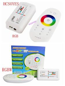 RGBW Controller Led-Strip Touch Wireless DC12-24V for Rgb/rgbw 18A