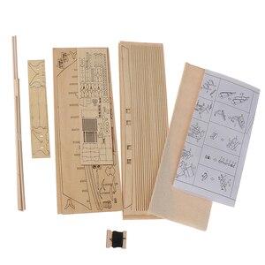 Neue 1130 Segeln DIY Schiff Montage Modell Klassische Holz Boot Dekoration Holz