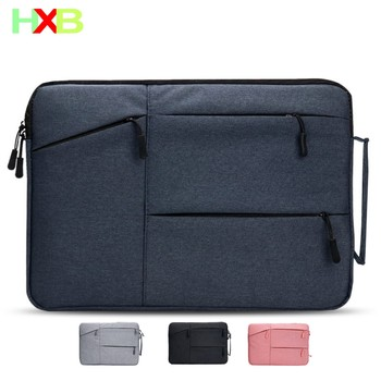 7 9 7 12 13 3 14 15 6 17 3 laptop bag tablet bag protective case notebook liner sleeve pc cover for macbook air 11 case ns 15111 Laptop Bag Pro Air Case 12 13.3 14 15.6 inch Notebook Cover Waterproof Tablet Sleeve Portable Case For Macbook Laptop PC Mac HP