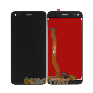 Image 2 - LCD Display For  Huawei Y6 Pro 2017 SLA L02 SLA L22 Screen P9 Lite mini LCD Display Touch Screen Assembly Frame Replacement