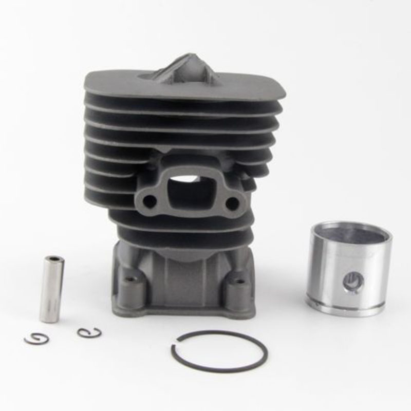 For Husqvarna Chainsaw 124C 124 125C 125E Cylinder Piston Kit With Ring Set