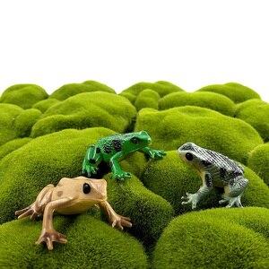 Image 3 - 12 قطعة الضفدع الحشرات ثعبان سحلية النمل مزرعة الحيوان متعة نموذج عمل الشكل هدية الكريسماس للأطفال تربية الأطفال حديقة لعبة