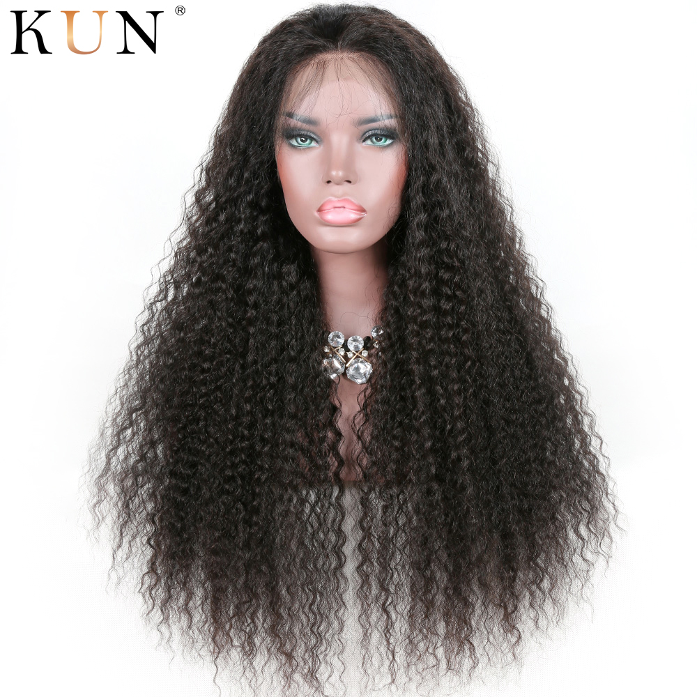 Deep Wave Lace Front Human Hair Wigs 150 180% Density 13x4 13x6 Lace Front Wig Brazilian Lace Wig Remy Pre Plucked Glueless Wig