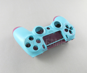 Image 2 - Pour PS4 PRO 4.0 JDM 040 JDS040 contrôleur ensemble complet boîtier coque couverture peau de remplacement pour Sony PlayStation 4 Pro 4.0