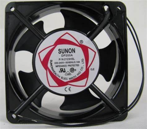 New SUNON 220V 0.09A 8cm 8025 SF23080AT 2082HBL Axial Flow Fan