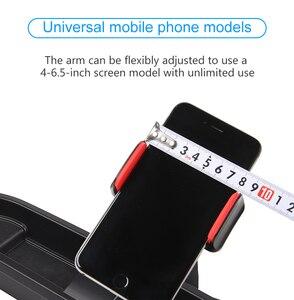 Image 3 - MOPAI العالمي سيارة قوس ل جيب رانجلر JL سيارة باد حامل الهاتف المحمول حامل اكسسوارات السيارات ل جيب رانجلر JL 2018 +