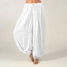Hot Casual Women Harem Pants Sports Baggy Hippie Workout Loo