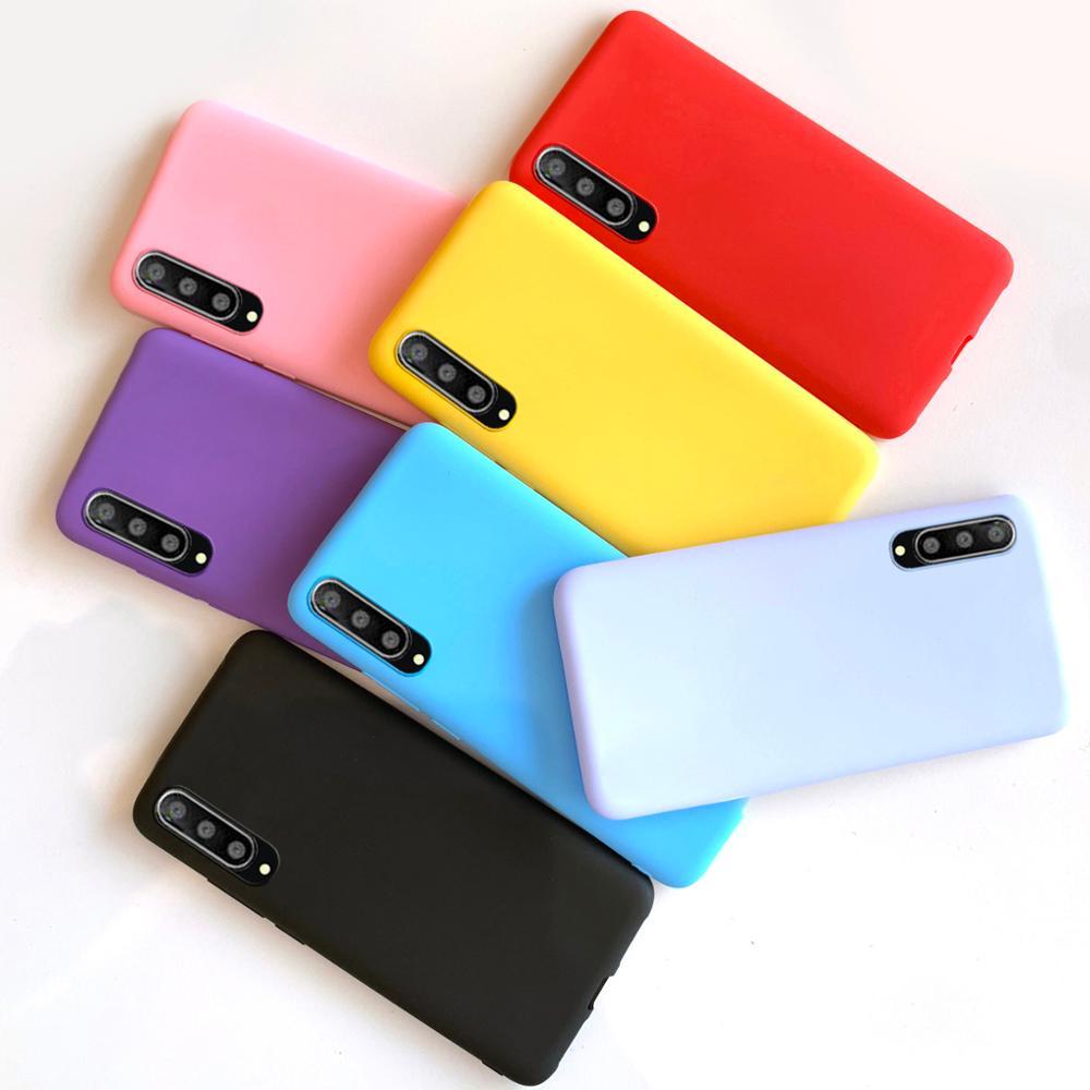 Für Samsung Galaxy A30s A50s A50 Fall Weiche Matte TPU Silikon Zurück Abdeckung Für Samsung A30s EINE 30s A50 a50s EINE 50 Fall Coque Funda