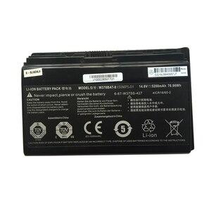 W370BAT-8 6-87-W37SS-427 W350ET laptop Battery for Clevo W370ET W350ETQ W370SK K590S K650C K750S W350ST W35XSS-370SS(China)