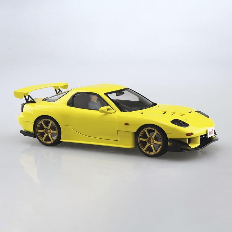 boneco de brinquedo aozimento montado modelo 1 04