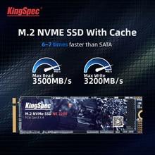 KingSpec – disque dur interne SSD M.2 PCIE NVME 2280 de 512 go, 1 to, avec Cache, pour ordinateur portable, netbook