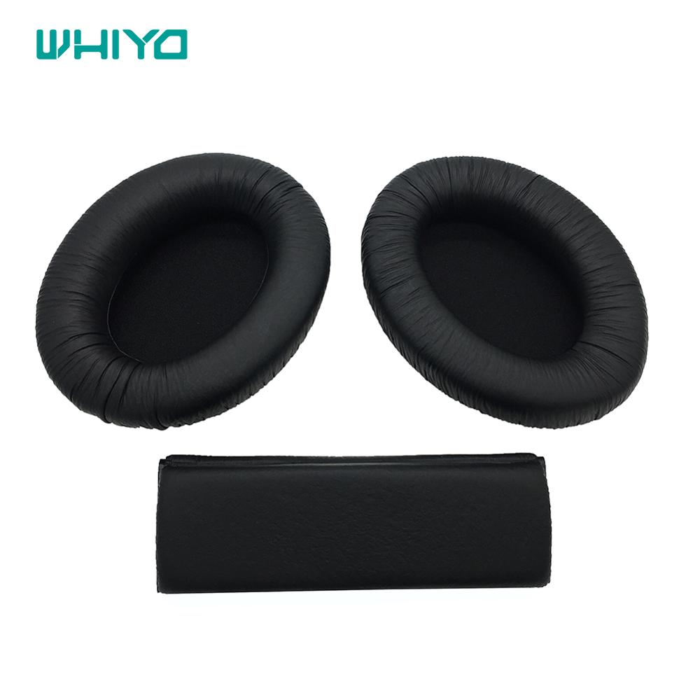 Sennheiser 507214 Genuine HZP 49 Replacement Ear Pads Cushions for PXC550 and MB660 Series Headphones