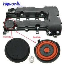 Новый комплект для ремонта крышки клапана PCV с мембраной для GGM Chevy Cruze Sonic Trax CChevrolet 1.4L 25198874 55573746