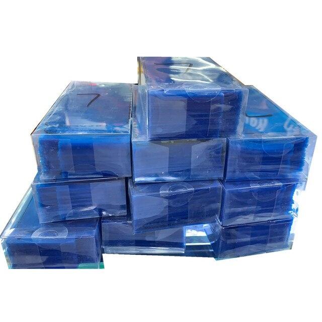 500 قطعة 3M للماء ملصقا ل فون 6S 6SP 7 8 11 زائد X الجبهة الإسكان LCD تعمل باللمس عرض الإطار لاصق ملصق