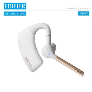 Auricular inalámbrico EDIFIER W28BT Bluetooth V4.1, auriculares de moda para teléfono de negocios con micrófono para teléfonos móviles