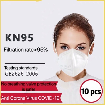 mask KN95 N95 mask Anti flu Virus dust formaldehyde fog smog smell Bacteria proof PM2.5 mouth mask