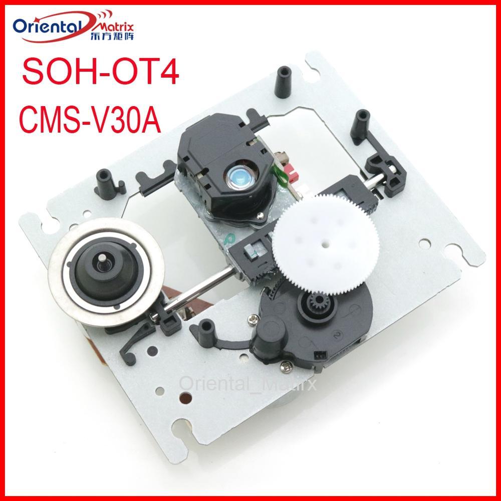 Original SOH-OT4 Optical Pick Up Mechanism CMS-V30A SOHOT4 CD Laser Lens Assembly For Samsung CD PRO Player