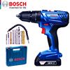 Bosch Cordless Electric Drill Driver 18V Max 50N.m Impact Driver LED light Drill Combo Kit for Drilling Wood Metal and Plastic 1