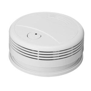 Image 2 - Tuya Intelligente Wifi Strobe Rauchmelder Wireless Feuer Alarm Sensor Tuya APP Control Office Home Rauch Alarm Feuer Protectio