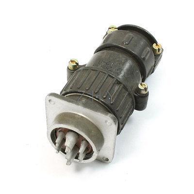 방수 남성 여성 항공 원형 커넥터 플러그 6 핀 P28 6-에서커넥터부터 등 & 조명 의