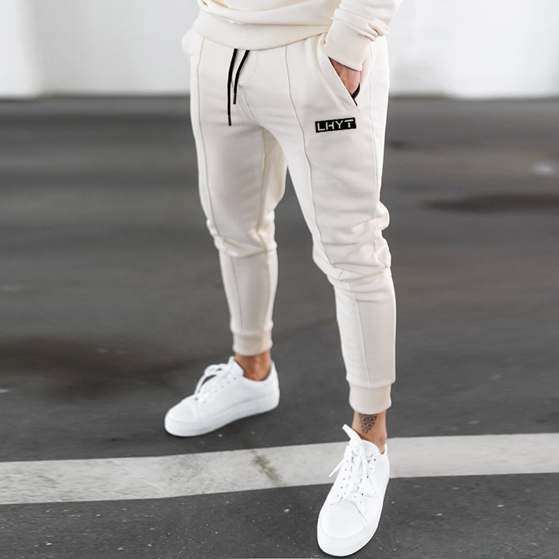 Casual Cotton Tracksuit for Men Mens Clothing Tracksuits
