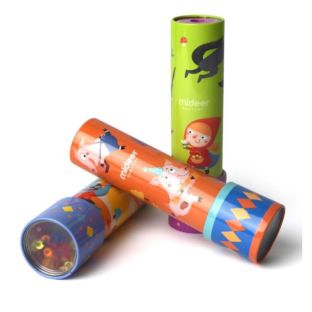 MiDeer Kaleidoscope Toy 2 4 Years Old Classic Toy Kids Puzzle Toys Kaleidoscope Unisex Creative Parent