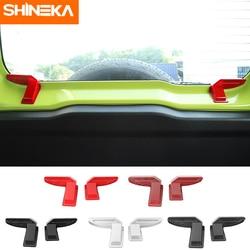 SHINEKA Interior Mouldings For Suzuki Jimny Car Rear Windshield Heating Wire Protective Cover Accessories For Suzuki Jimny 2019+