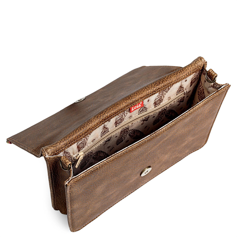 Lois Modelo Redwood Bolso Bandolera Pequeño De Mujer Y Cremallera Convertible En Riñonera 302635 6