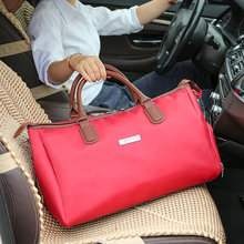 New Waterproof Nylon Large Travel Bag Women Men Shoulder Big Duffle Bag Business Travel Weenkend Tote High Quality Quitte Bags