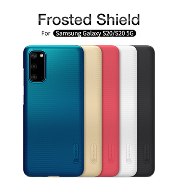 For Samsung Galaxy S10 S20 / S10+ S20+ Plus Case NILLKIN Super Frosted Shield hard back cover For Samsung S10e S20 Ultra 5G case