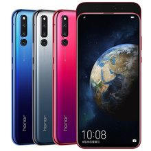 Stock original Honor Magic 2 téléphone intelligent 2340x1080 Magic UI 2.0 Octa Core 3500 mAh 6 * caméras 6.39 pouces plein écran Super charge(China)