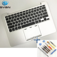 US A1502 Topcase with keyboard backlight for Macbook Pro Retina 13.3 C housing cover Top case 2013 2014