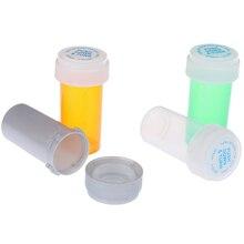 1 шт., коробка для таблеток, Дорожный Чехол для таблеток, пластиковый контейнер для таблеток, контейнер для хранения сорняков, банка для таблеток, чехол Коробка для трав