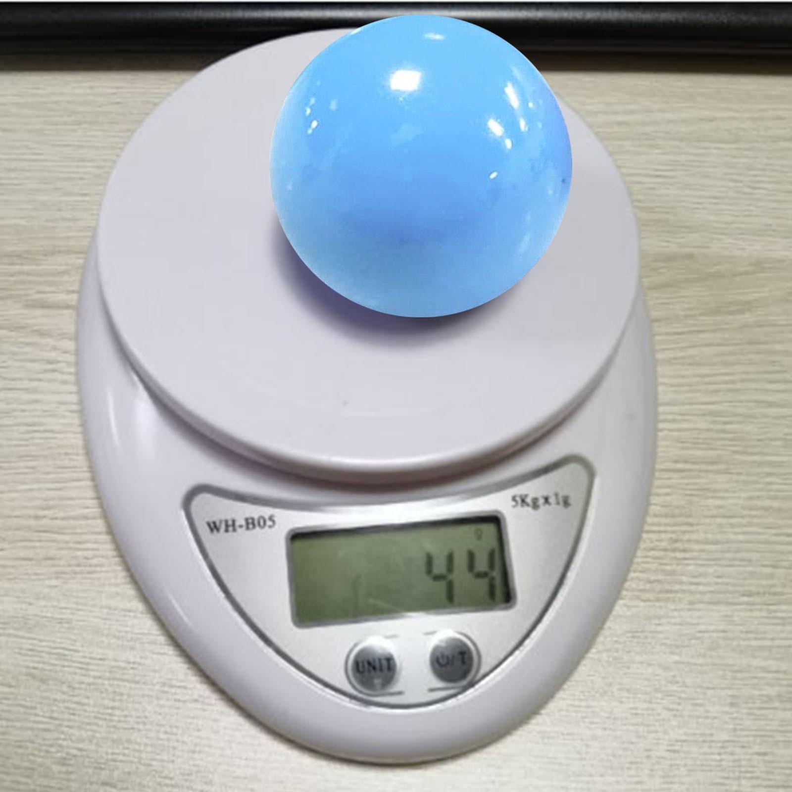 Sensory Toys Sticky Ball Squishy Globbles Ceiling-Ball Anti-Stress Glow Pit for Kid -K img2
